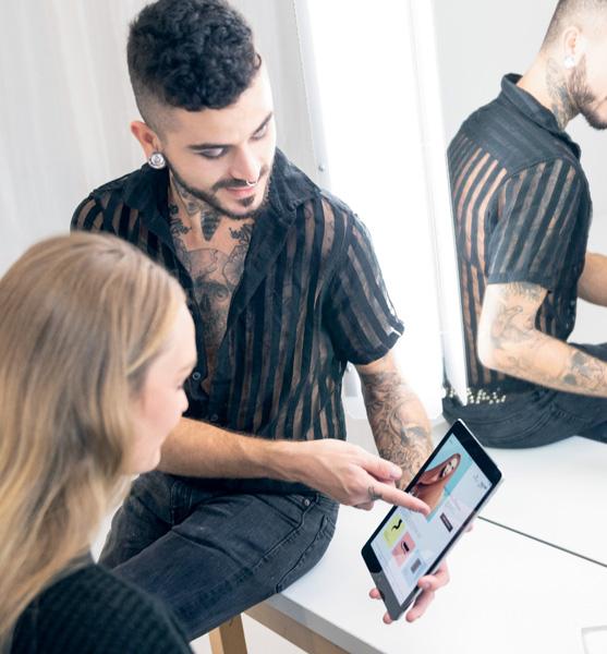 Inovativní novinka pro analýzu vlasů: SalonLab Smart Analyzer