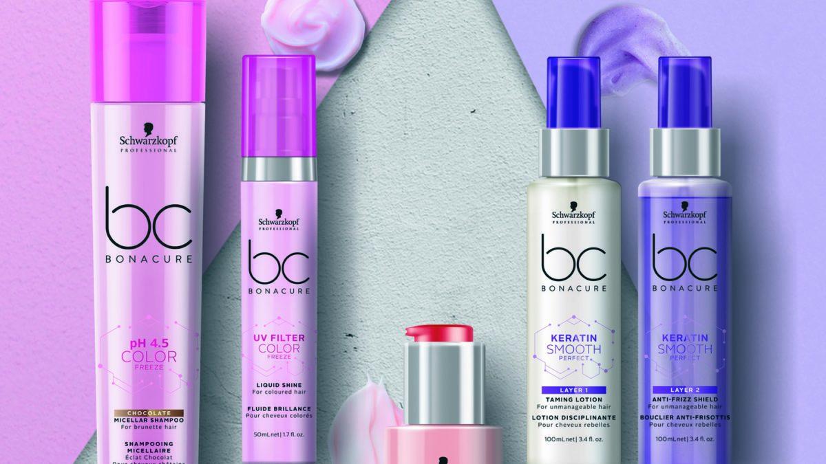 BC Bonacure Heroes: Nové produkty pro domácí péči