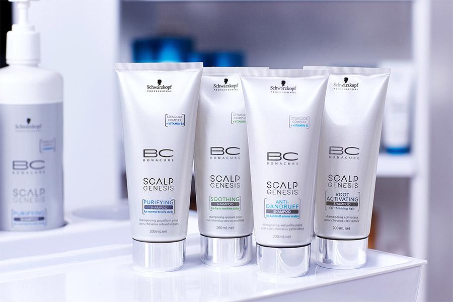 BC Bonacure Scalp Genesis: první komplexní detoxikační systém pro pokožku hlavy od Schwarzkopf Professional