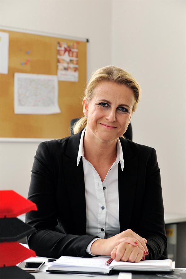 Martina Slámová, PPS Manager