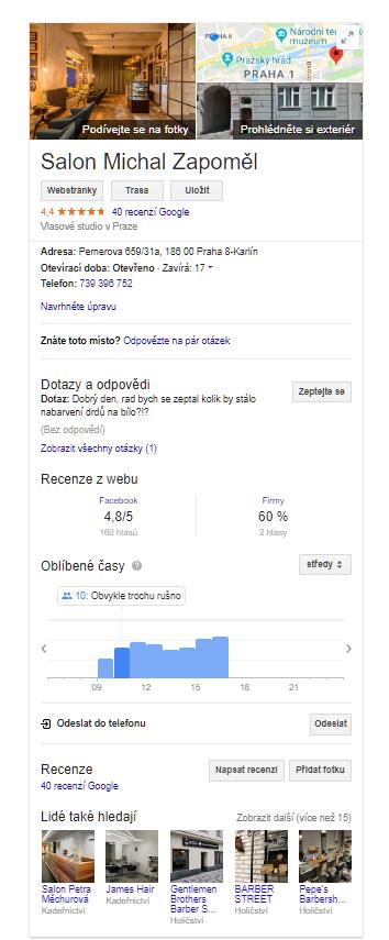 Google Moje Firma Profil jak na to
