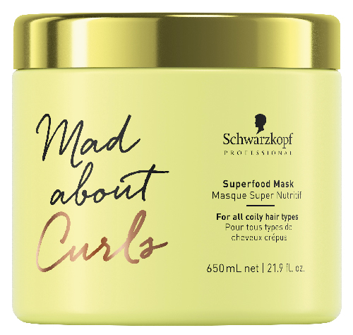 Mad About Curls Superfood, maska na kudrnaté vlasy