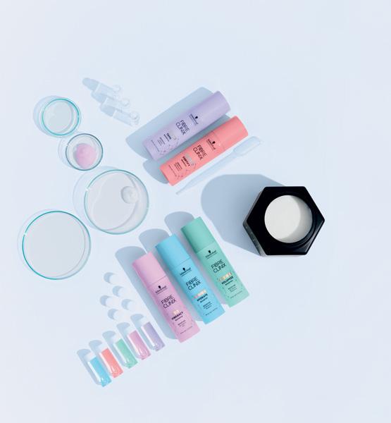 Nejvýkonnější péče o vlasy na míru a ochrana vlasů až po 60 dní: Fibre Clinix