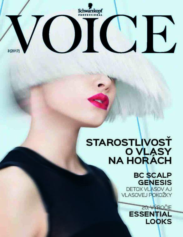 VOICE, časopis pre kaderníkov 3/2017