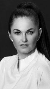 karolina kadlecová, team Schwarzkopf Professionla