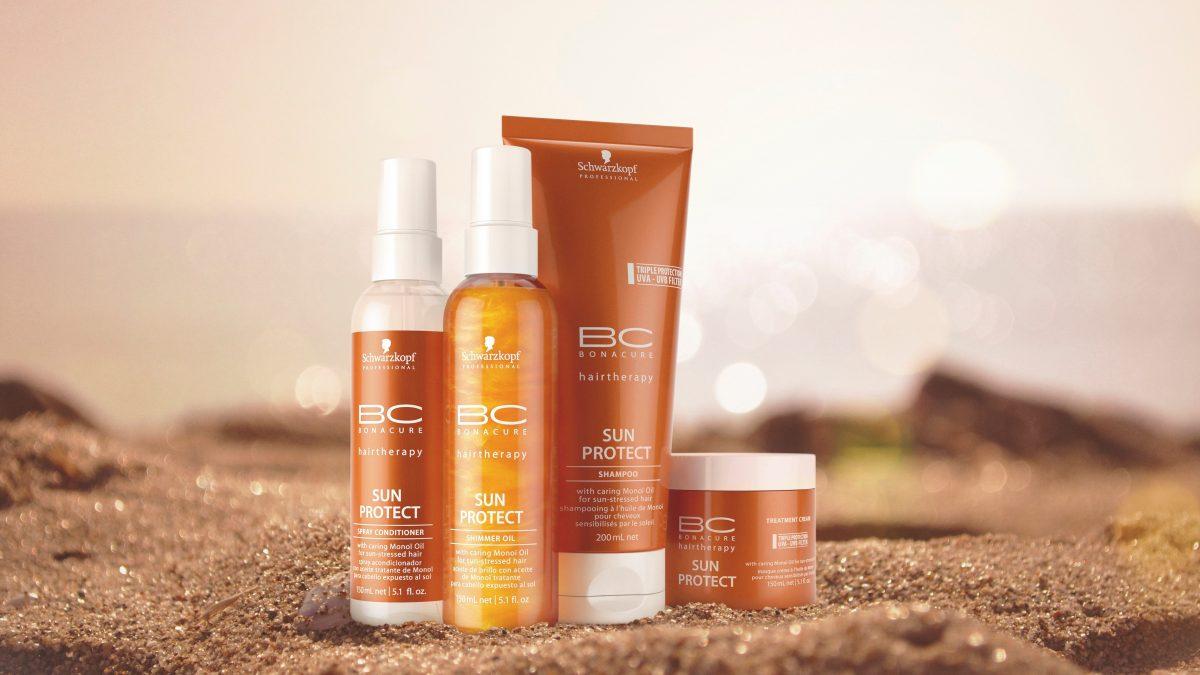 Jak pečovat o vlasy vlétě? aneb Jak zabránit zničení vlasů v letních měsících